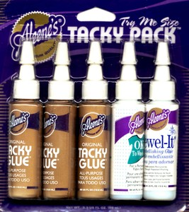 Aleene's Tacky Pack Set