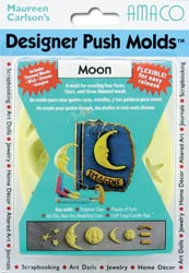 Amaco Moon Push Mold