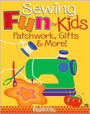 Possibilities - Sewing fun for Kids Book - Patchwork, Gifts & More