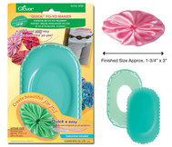 "Clover Quick Yo Yo Maker Oval Shape Large 1.75""x 3"""
