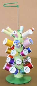 Clover Stack 'N Store Thread Tower by Nancy Zieman