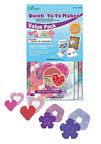 Clover Quick Yo Yo Maker Value Pack - Hearts & Flowers