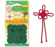 Clover Asian Knot Templates Flower