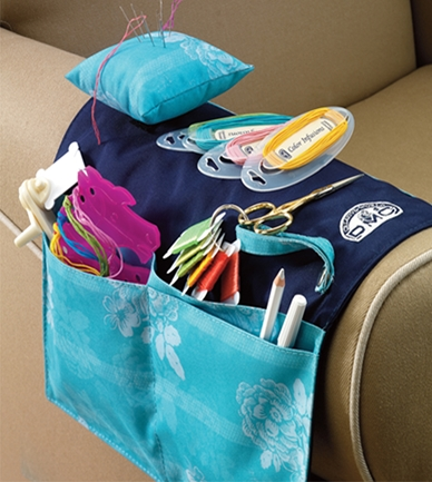 DMC Armchair Needlework Organizer