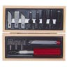 Excel Hobby Knife Set in Wood Box Woodworking # 5
