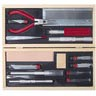 Excel Wooden Box Deluxe Ship Modelers Tool Set