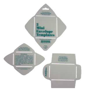 coin envelope template Success