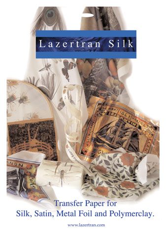 Lazertran Silk Transfer Sheets