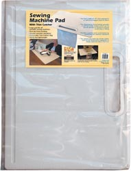 Pedal Sta Sewing Machine Pad With Trim Catcher