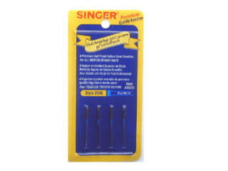Singer Ball Point Machine Needle Size 14