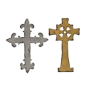 Sizzix - Bigz Dies - Tim Holtz - Ornate Crosses