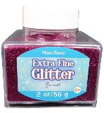 Sulyn Extra Fine Glitter in Stack Jars 2 oz