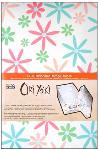Ori Yoki Box Small Skinny Flowers Pink 6 Pack