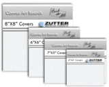 Zutter Bind-it-All Covers - Canvas Art Board (6 Pkg)